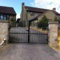 Metal Entrance Gates Yeovil