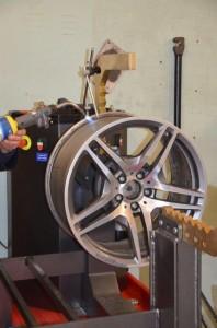 Alloy Wheel Straightening