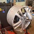 Alloy Wheel Straightening Yeovil