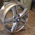 Bent Alloy Wheel Repair Yeovil